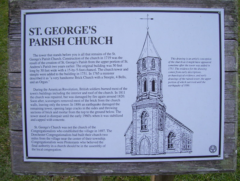 St. George's Parish Church 1719-